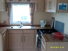 Cheap Affordable Static Caravan for sale, White Acres, near Padstow, Cornwall, not Devon