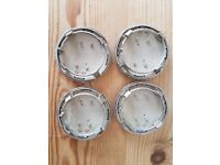 4x Audi centre caps 60mm, used but in very good condition