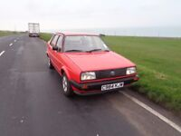 VW Jetta MK2 1.3 1986 REDUCED £1300 New Weber carb 97K Full Service History