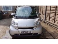 SMART FORTWO 1.0 PULSE 2008 NON RUNNER/SPARES OR REPAIRS