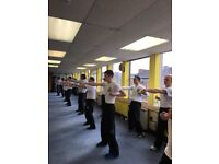 Wing Tsjun Kung Fu classes in Shawlands