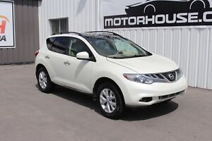 2011 Nissan Murano SV AWD!! PANORAMIC SUNROOF!!