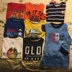 Boy's clothes - size 6 - $50 for all 17 pieces