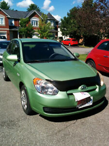 2009 Hyundai Accent ASE Hatchback 56000 km with remote starter