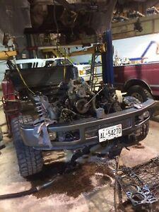 Service truck / mechanic