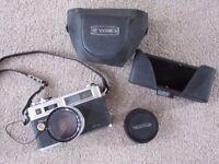Yashica Electro 35 Vintage Camera