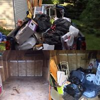 Junk Removal and Truck for Hire with Labour!