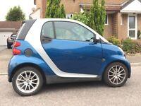 Smart ForTwo Passion MHD Auto