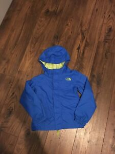 Boys Northface Raincoat