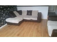 Corner & 2 seater sofa for sale