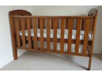Rachel Cot Bed by John Lewis