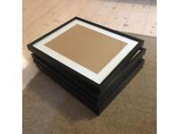 5 Picture Frames. 50x40cm