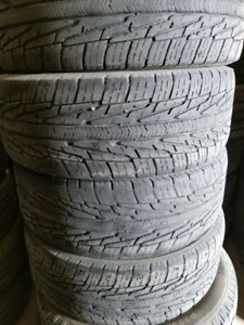 225/60R17 FIRST PERSON TAKES THEM
