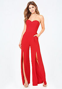 BEBE Jumpsuit, Never worn with tags attached!