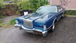 1974 Lincoln Mark Series Coupe (2 door)
