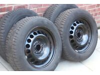Winter Continental Tyres and Wheels