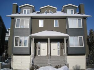 Crescent Heights Townhouse with Attached Garage