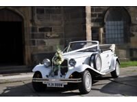 Beauford Tourer Wedding Car For Sale