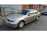 2007 BMW E90 3 Series 318i SE 4 Door 2.0 Litre 128 BHP Platinum Bronze