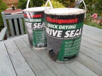 Drive Seal Quick Drying Two 5 litre Pots