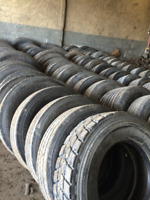 truck tire or retread shop experience