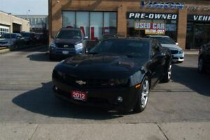 2012 Chevrolet Camaro RS/2LT/SUNROOF/LEATHER/BACKUP SENSORS