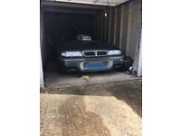 Rover 220 turbo t16 project