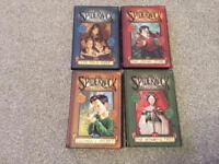 Spiderwick Chronicles books 1 to 4 bundle
