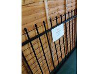 Iron Railings 4 Styles
