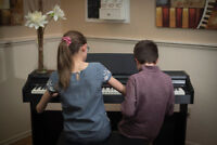 vocal and/or piano instructor
