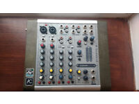 Soundcraft Compact 4, Studio & Live Mixer