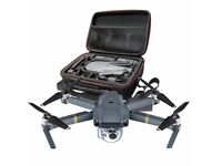 DJI Mavic Pro with Case, Blade Protectors and many more