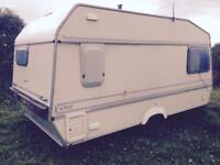 ABI 4302 2 berth caravan ! Ready to go..