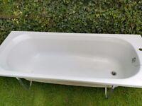 Used bathtub