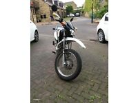 Honda XR125 Good condition low miles well serviced
