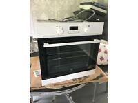 Electrolux white Integrated oven