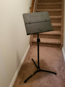 HERCULES BS301B EZ CLUTCH MUSIC STAND