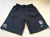 Brand New never worn England Rugby shorts