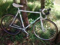 Bike - vintage Gazelle Cross trophy