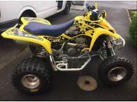 Suzuki Ltz 400cc