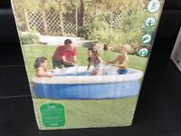 Kids outdoor 8ft pool
