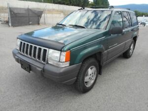 1996 Jeep Grand Cherokee Auto 4x4 V8 New Tiers