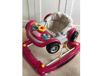 Mothercare Rocker/Baby Walker 2 in 1