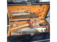 Complete joiners tool chest