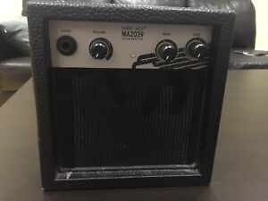 first act ma2039 practice amp