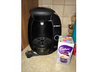 Bosch Tassimo coffee drinks machine