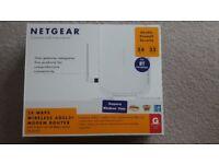 NETGEAR Wireless ADSL2+ Modem Router