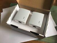 TP-Link Powerline adaptor pair, 500mpbs