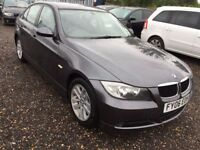 2006 BMW 3 SERIES 318i * LOW MILES* SERVICE HISTORY* LONG MOT