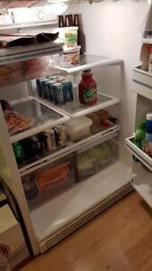 GE 20.6 cu. ft Refrigerator